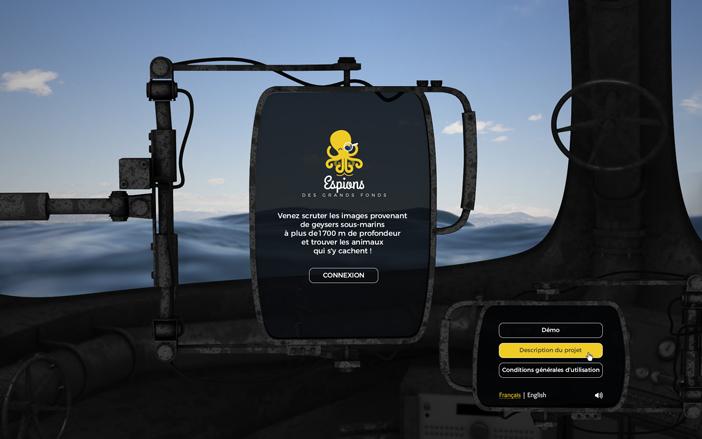 Deep Sea Spy Game Nicolas Roullet Ifremer Oceanopolis Okto