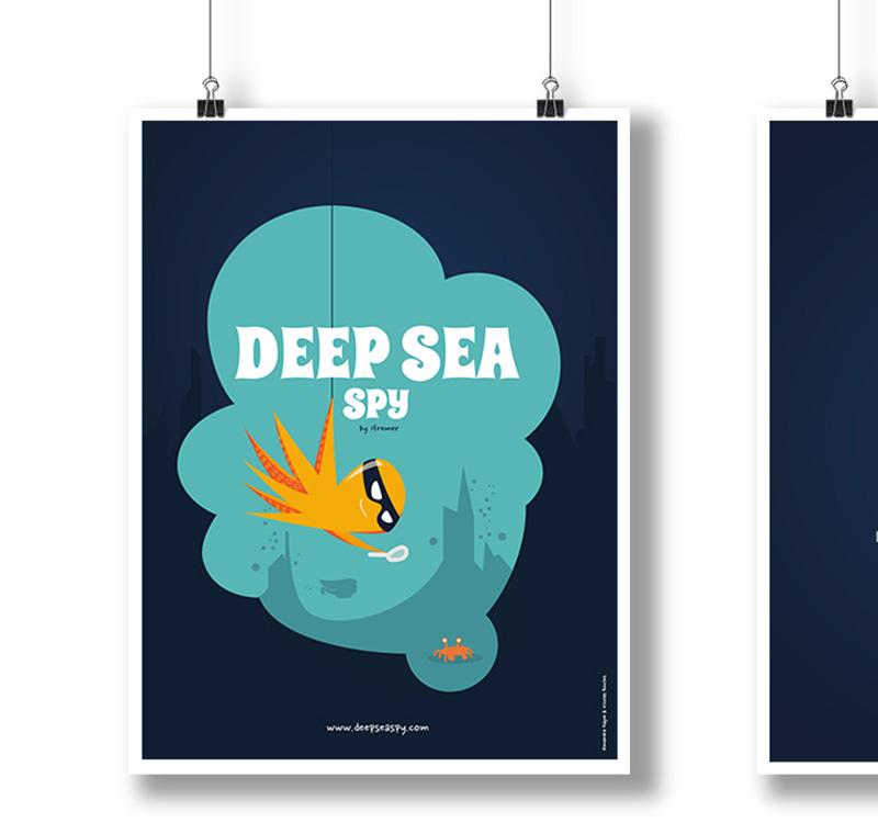 Ifremer Deep Sea Spy Espions des Grands Fonds Océanopolis Brest Nicolas Roullet