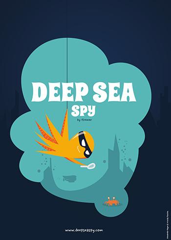 Ifremer Nicolas Roullet Marjolaine Matabos Brest Deep Sea Spy Espion des Grands Fonds