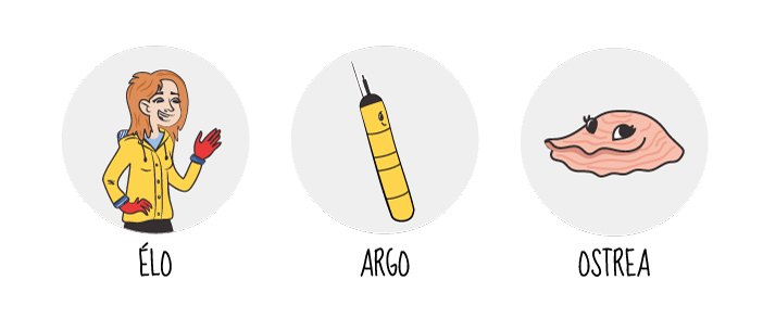 Argo Ostrea Ifremer
